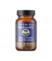 """""""Detoxify""""- капсули за детоксикация на черния дроб и бъбреците"""